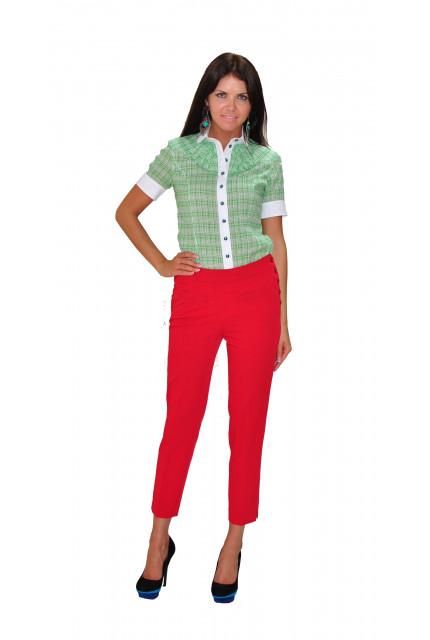 Блуза TAU KITA 399-1-green