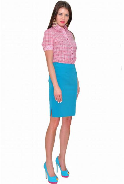 Блуза TAU KITA 399-1-krasnyi