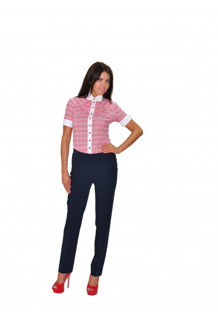 Блуза TAU KITA 399-1-pink