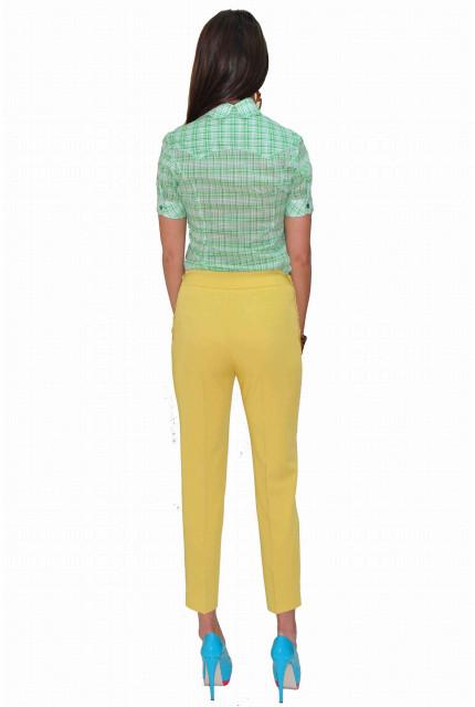 Блуза TAU KITA 399-1-zilenyi