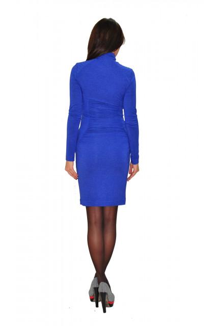 Платье TAU KITA 4121-1-blue