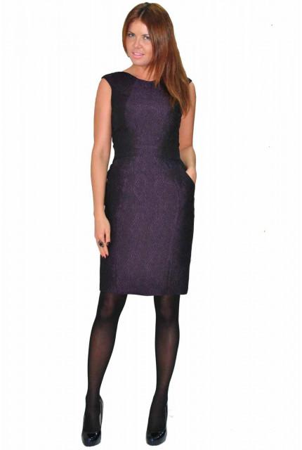 Платье TAU KITA 4141-fiolet