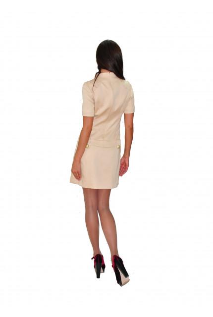 Платье TAU KITA 4151-milk