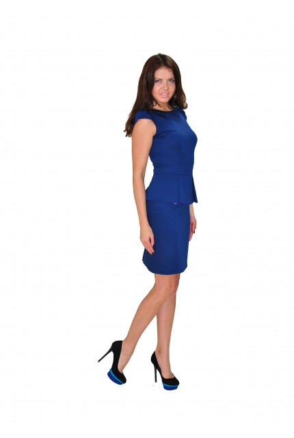 Платье TAU KITA 4162-1-blue