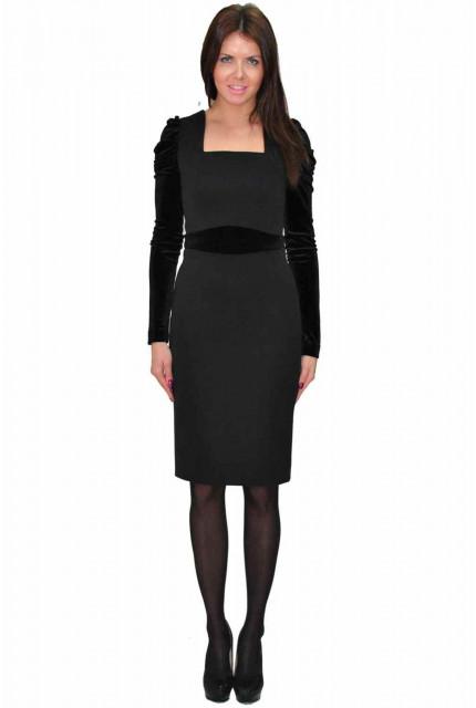 Платье TAU KITA 4166-black