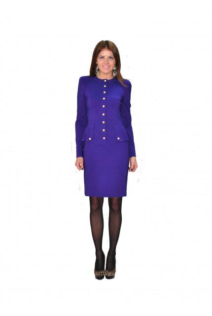 Платье TAU KITA 4170-fiolet