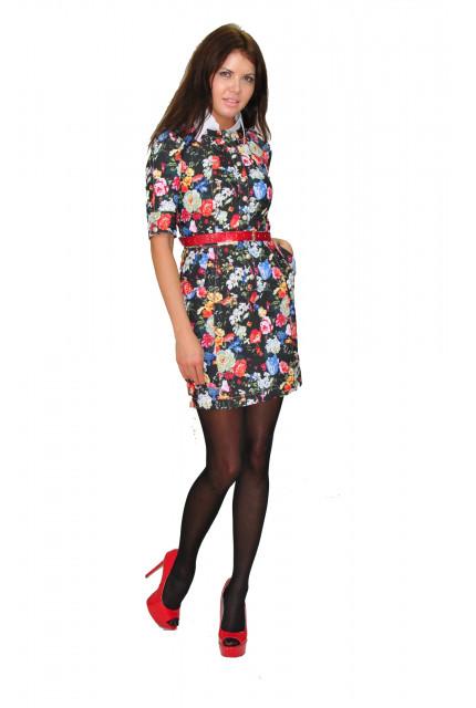 Платье TAU KITA 4180-1-red