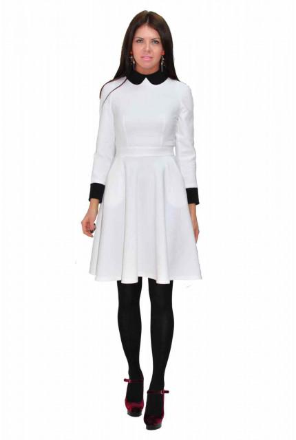 Платье TAU KITA 4182-white