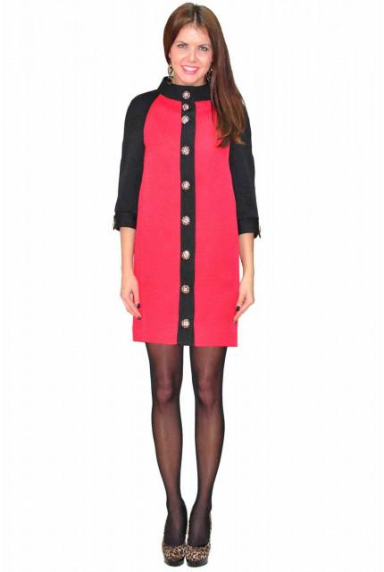 Платье TAU KITA 4186-1-red