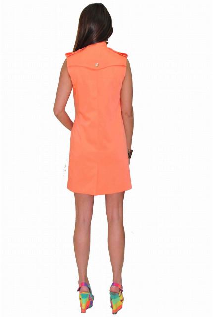 Платье TAU KITA 4201-oranzh