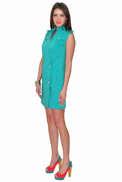 Платье TAU KITA 4201-zelen