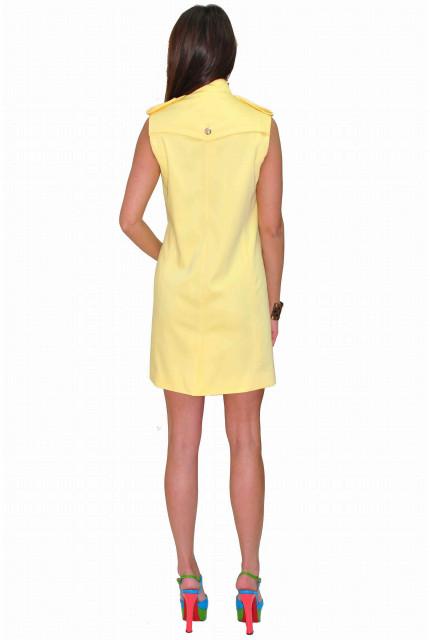 Платье TAU KITA 4201-zheltyi