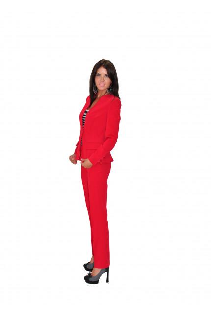Жакет TAU KITA 582-red
