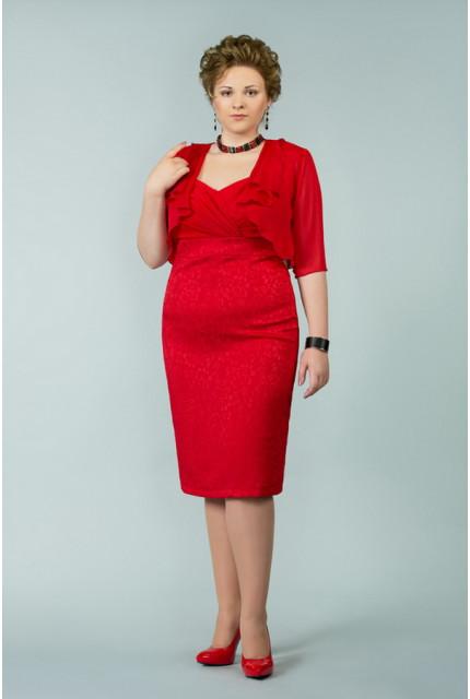 Платье Tetra 675