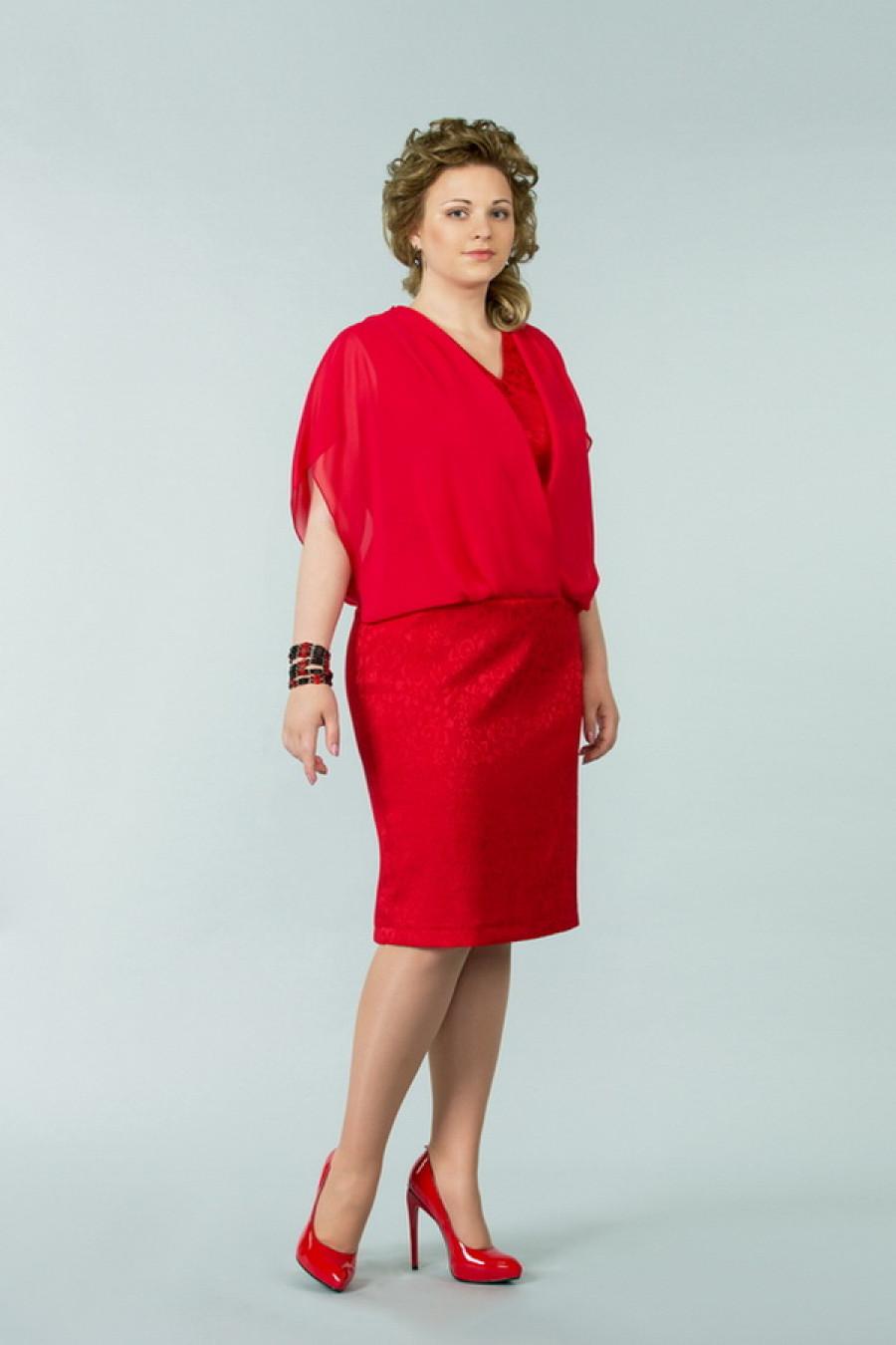 Одежда Через Интернет Для Полных Женщин