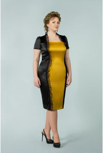 Платье Tetra 683