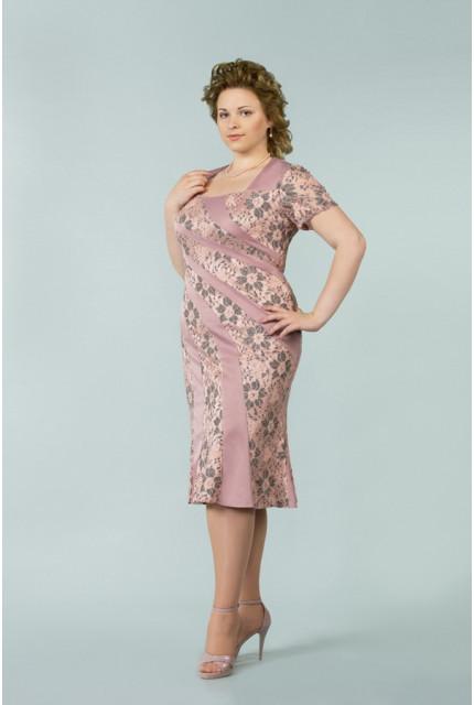 Платье Tetra 689