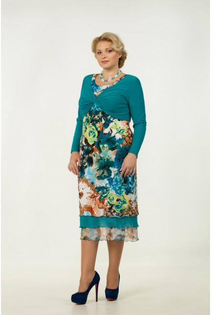 Платье Tetra 721