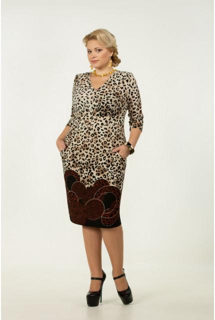 Платье Tetra 725