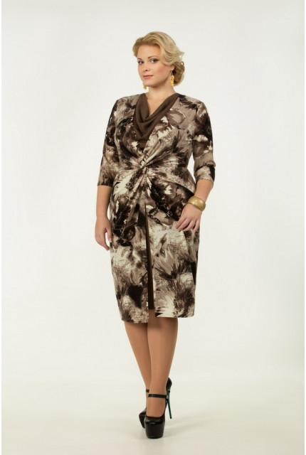 Платье Tetra 732