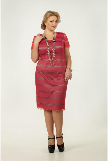 Платье Tetra 744