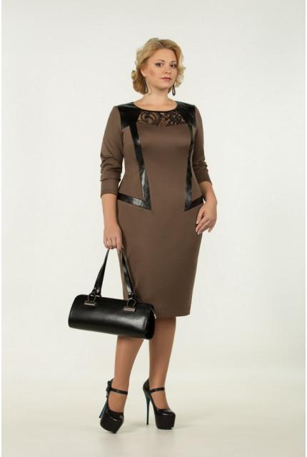 Платье Tetra 751