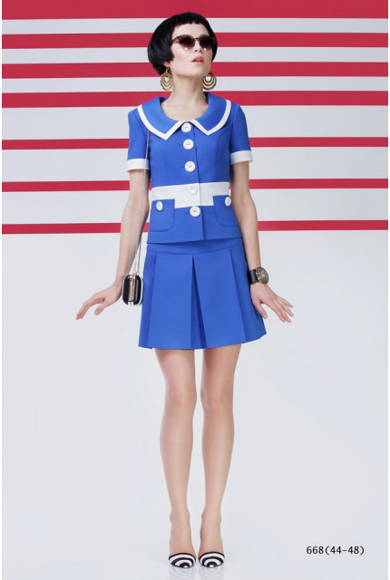Костюм Elza Fashion 668