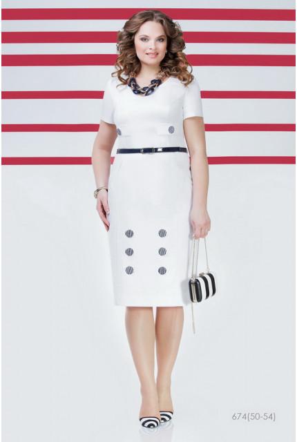 Платье Elza Fashion 674