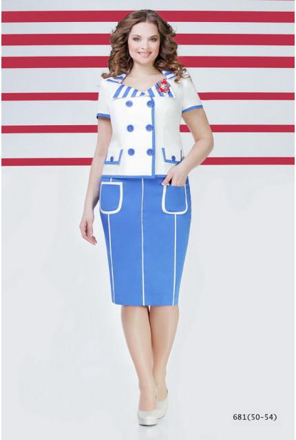 Костюм Elza Fashion 681