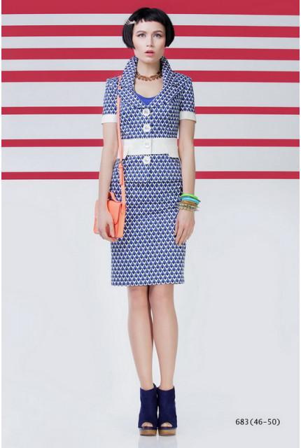Костюм Elza Fashion 683