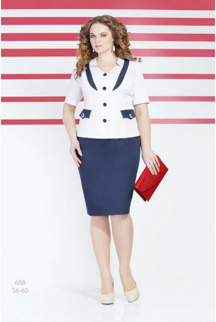 Костюм Elza Fashion 688