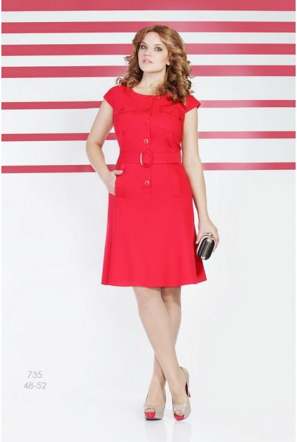 Платье Elza Fashion 735