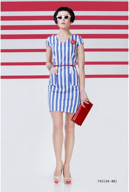 Платье Elza Fashion 743