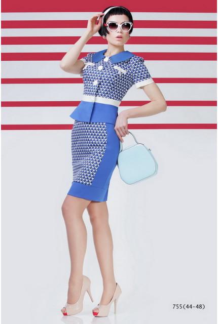 Костюм Elza Fashion 755