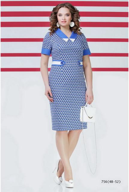 Платье Elza Fashion 756