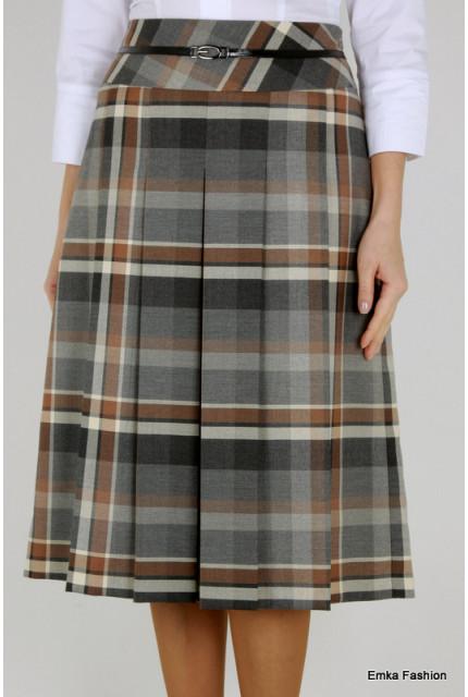 Юбка Emka Fashion 219-70-sindey