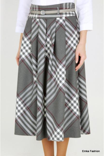 Юбка Emka Fashion 306-bagira