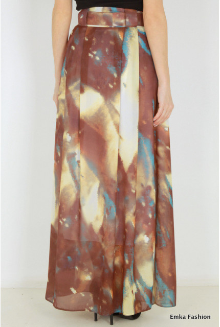 Юбка Emka Fashion 378-ariel