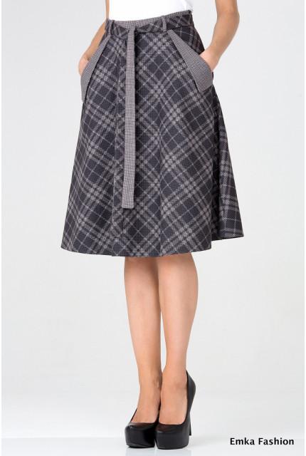 Юбка Emka Fashion 407-bruklin