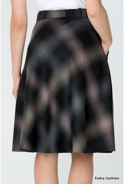 Юбка Emka Fashion 407-jordan