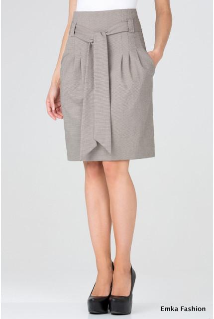 Юбка Emka Fashion 421-aureliy