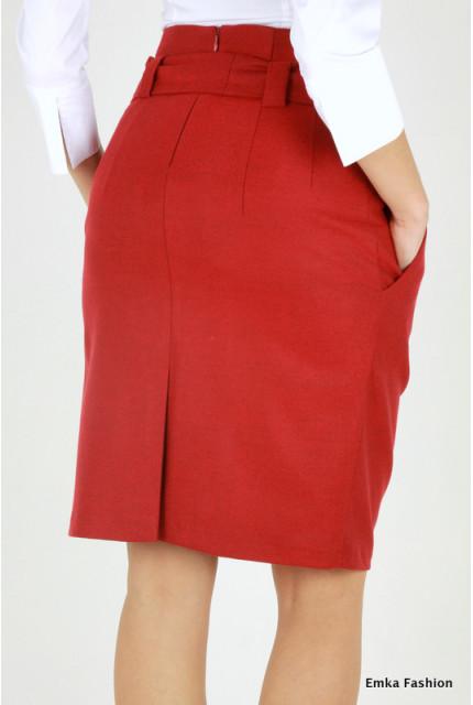 Юбка Emka Fashion 421-nora