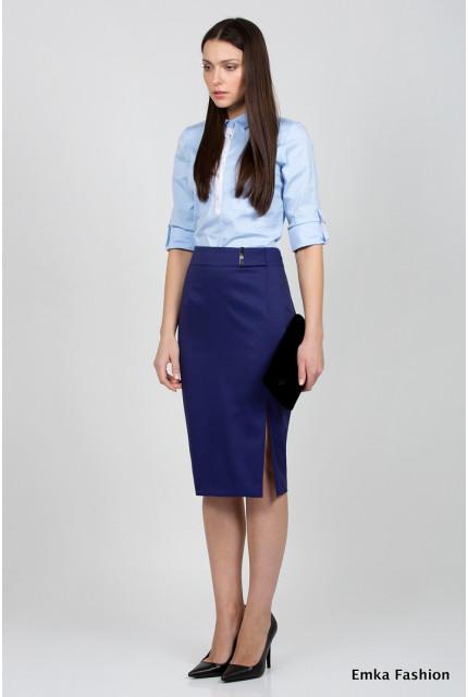 Юбка Emka Fashion 422-sheron