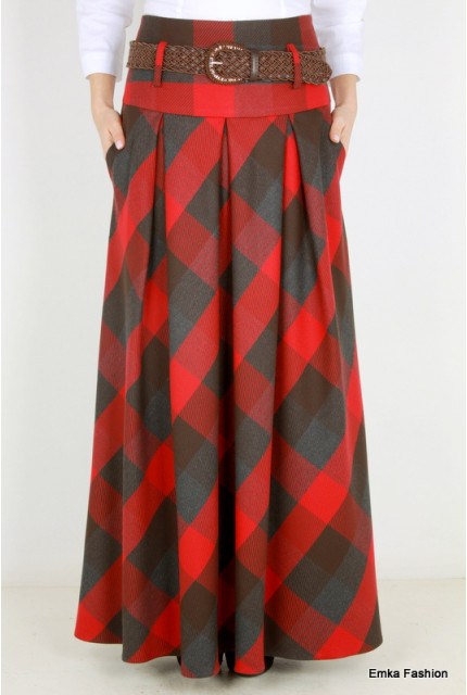 Юбка Emka Fashion 427-sigma