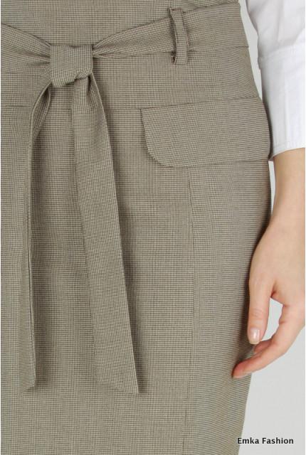 Юбка Emka Fashion 437-aureliy
