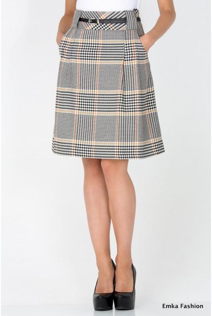 Юбка Emka Fashion 455-helena