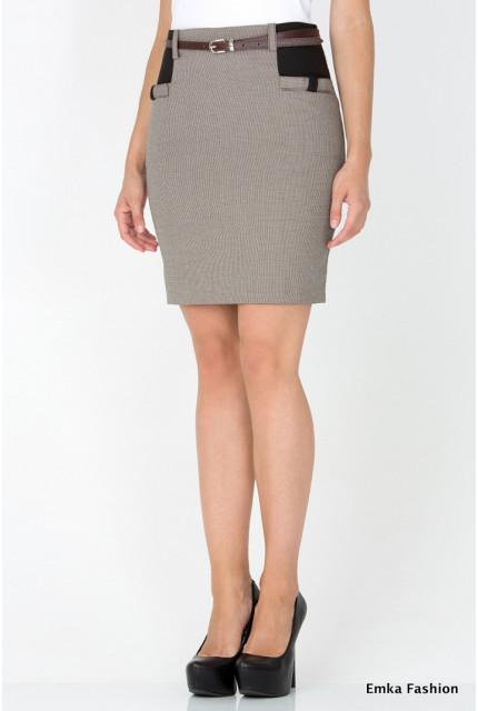 Юбка Emka Fashion 465-aureliy