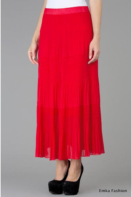 Юбка Emka Fashion 489-rubin