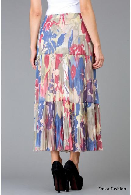 Юбка Emka Fashion 489-topaz
