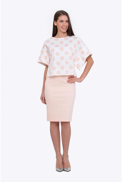Юбка Emka Fashion 663-1-alexandra